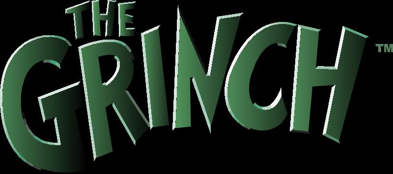 The Grinch vector logo