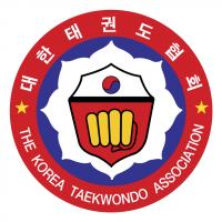 The Korea Taekwondo Association vector