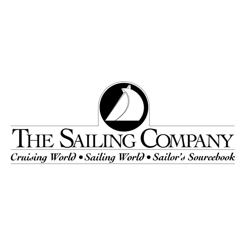 The Sailing Company vector