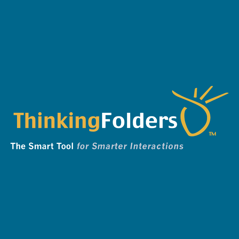 ThinkingFolders vector