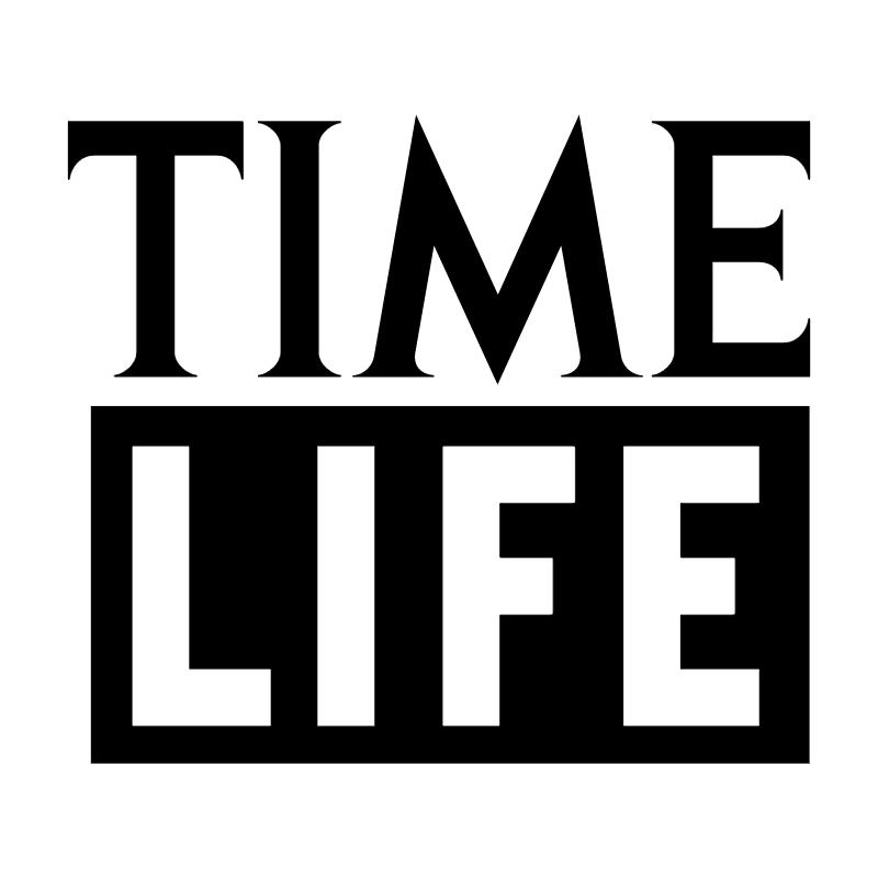 Time Life vector logo