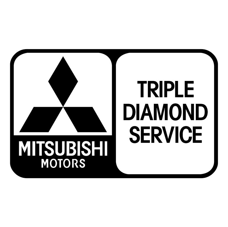 Triple Diamond Service vector