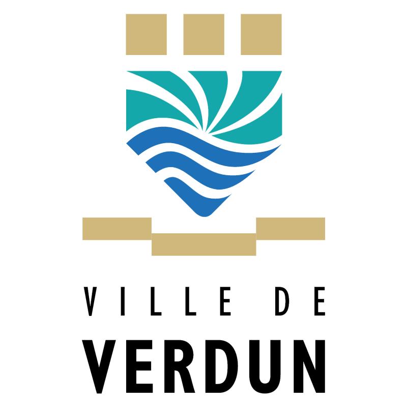 Ville de Verdun vector
