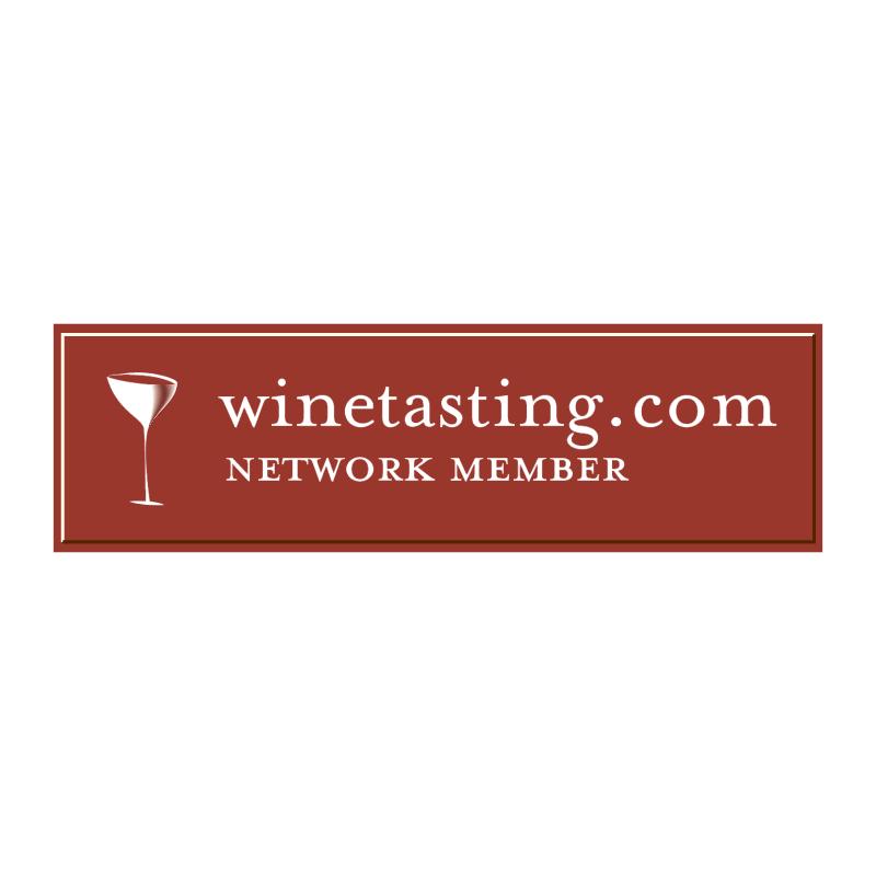 Winetasting com vector