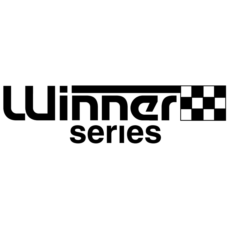 Winner Series vector logo