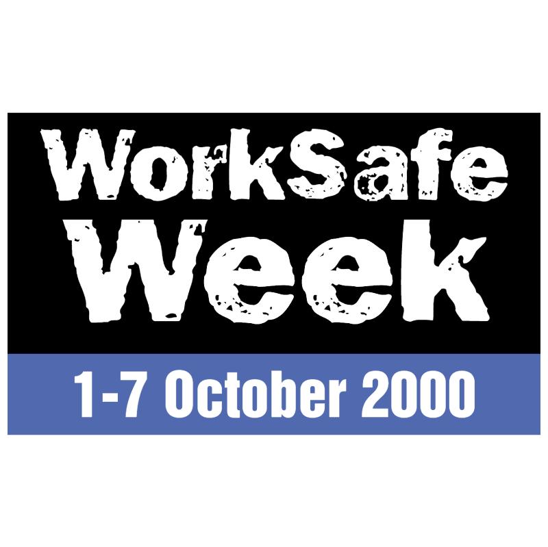 WorkSafe Week vector