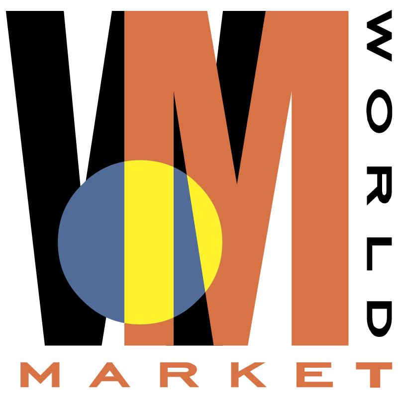 World Market vector