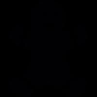 Gingerbread vector