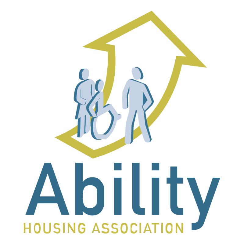 Ability Housing Association vector