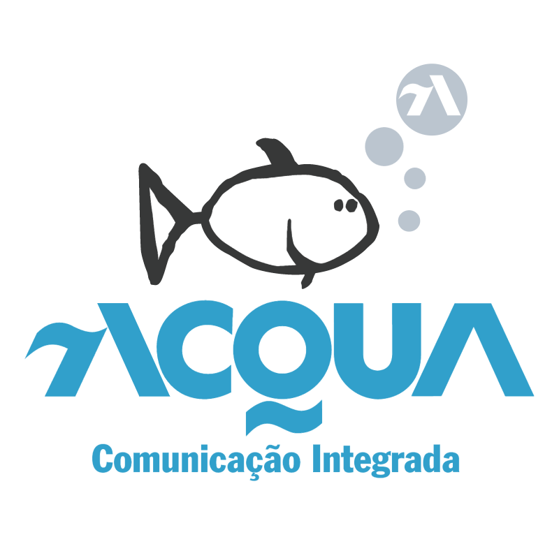 Acqua Comunicacao Integrada 87176 vector