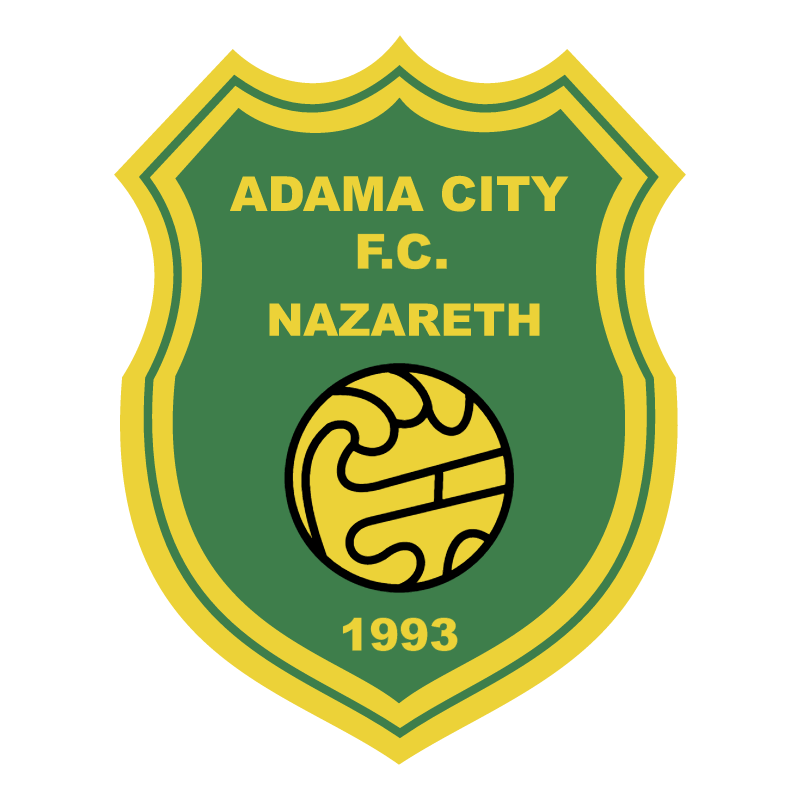 Adama City FC de Nazareth vector