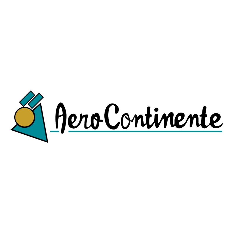 Aero Continente vector