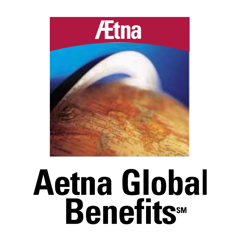 Aetna Global Benefits vector