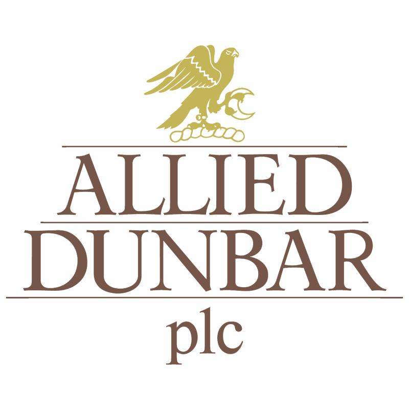 Allied Dunbar 612 vector