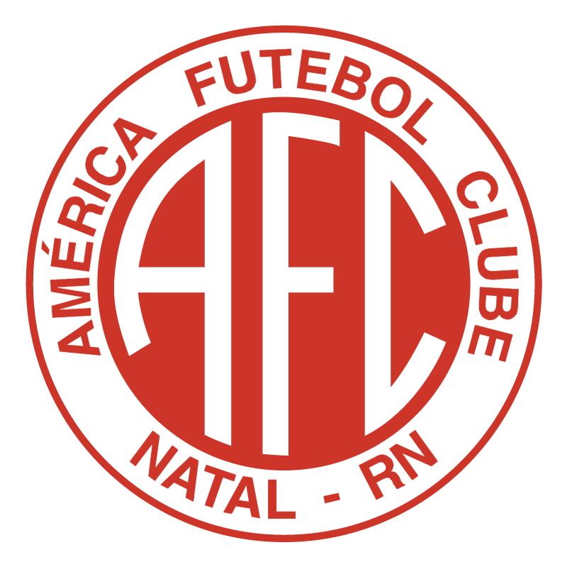 America Futebol Clube de Natal RN 80880 vector