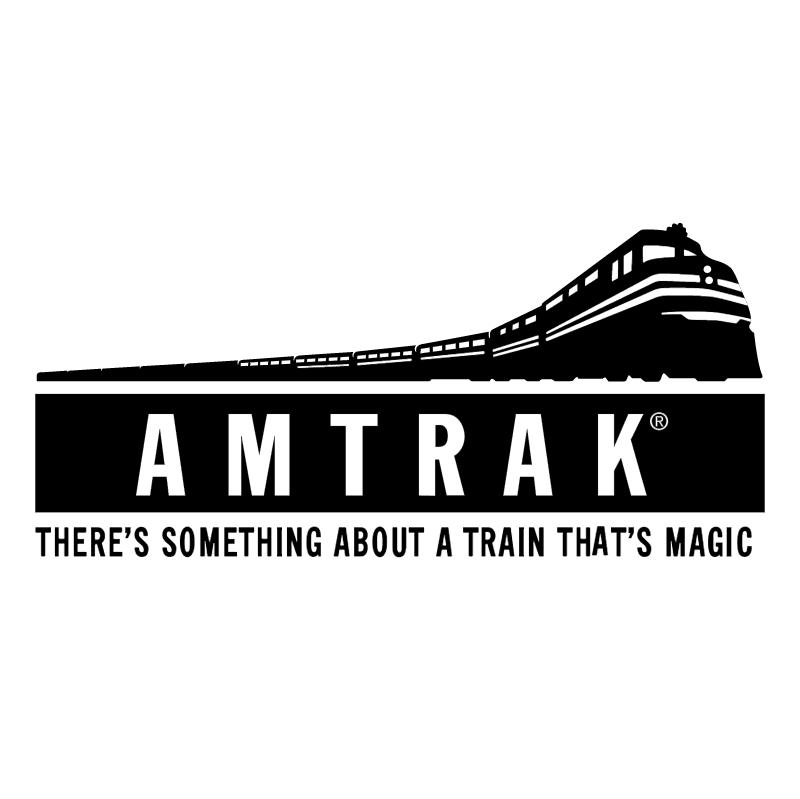 Amtrak 63371 vector