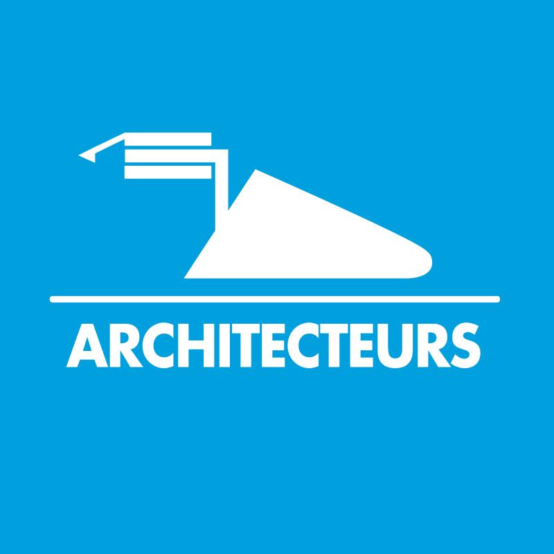 Architecteurs vector