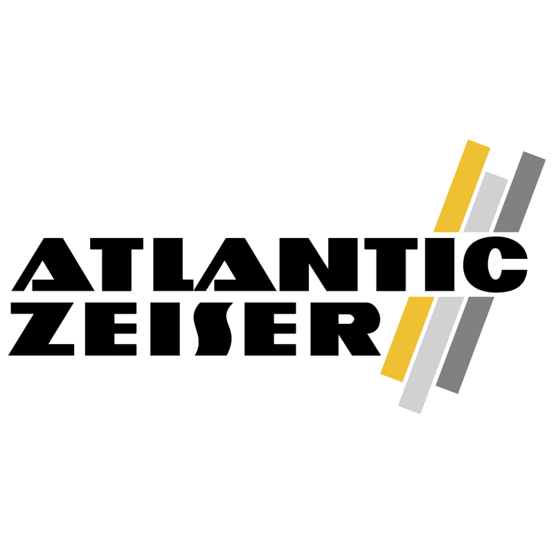 Atlantic Zeiser vector