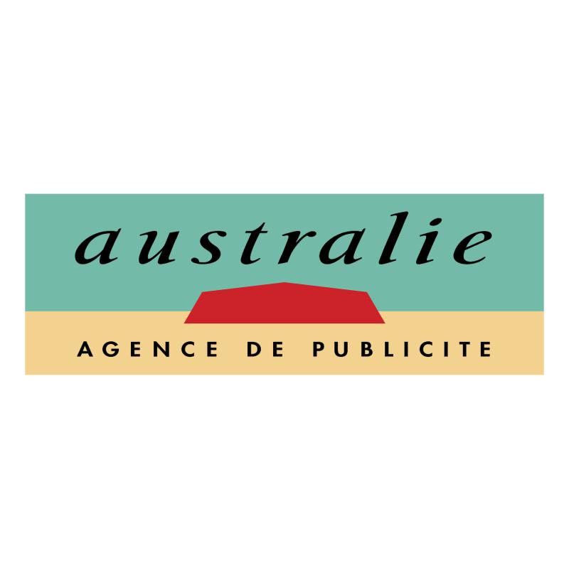 Australie 64062 vector