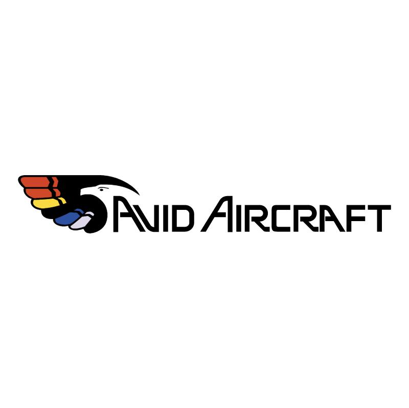 Avid Aircraft vector