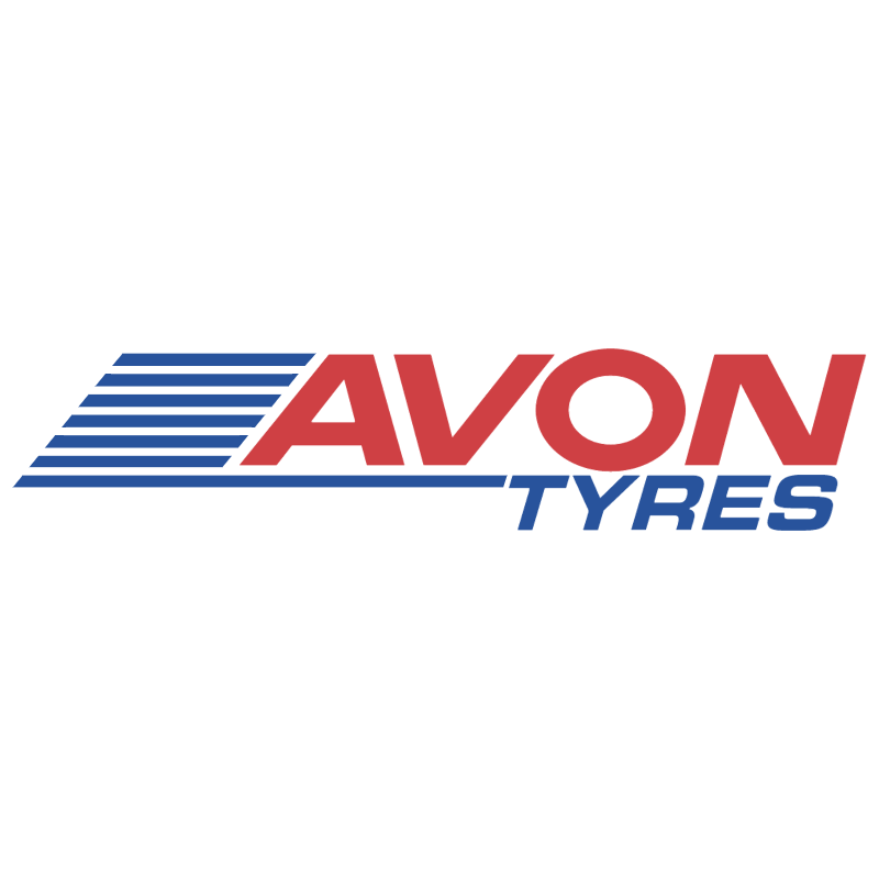 Avon Tires vector