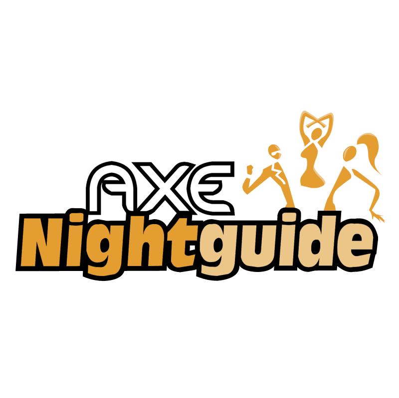 AXE Nightguide 35761 vector