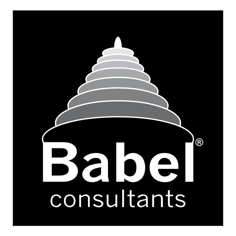 Babel Consultants vector