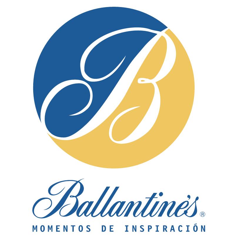 Ballantine's 4169 vector