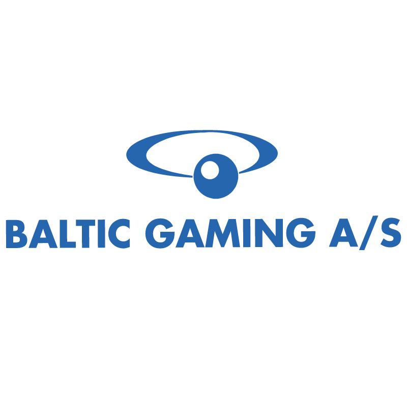 Baltic Gaming 23958 vector