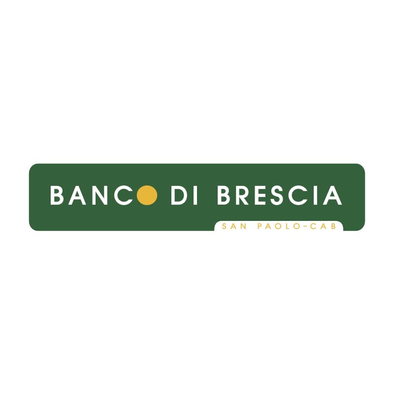 Banco di Brescia 52731 vector
