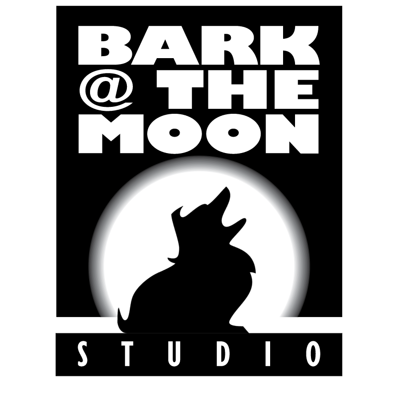 Bark At The Moon vector