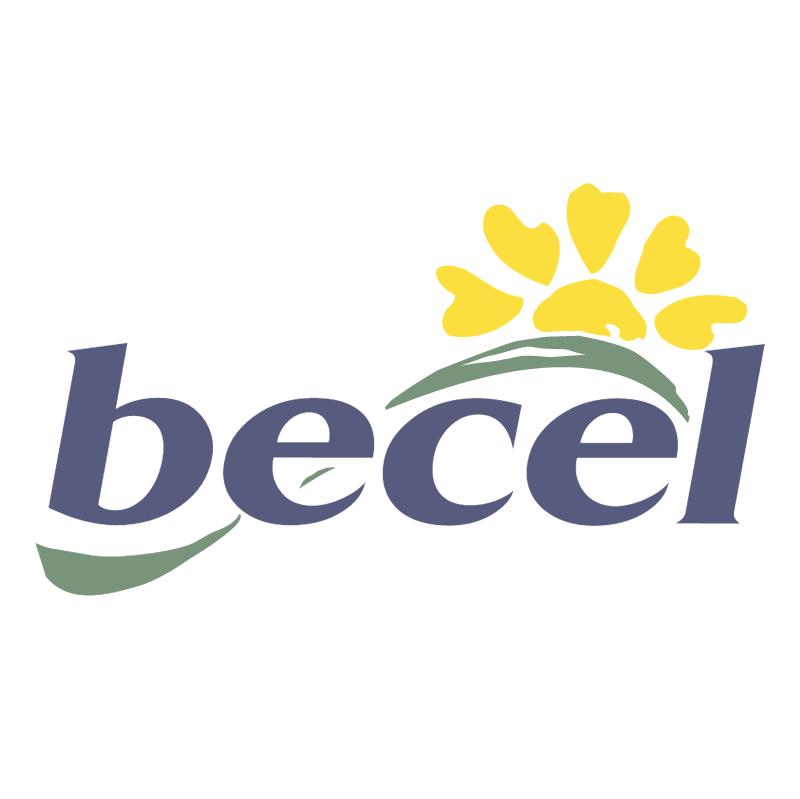 Becel vector logo