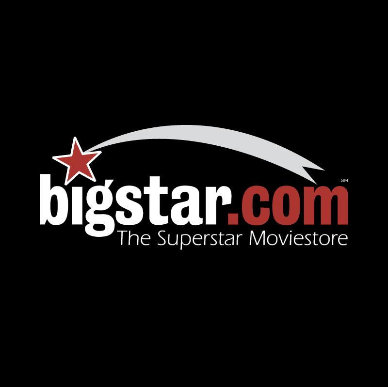 BigStar com vector