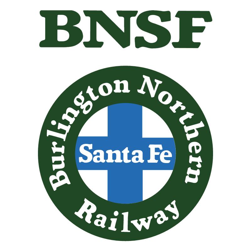 BNSF vector