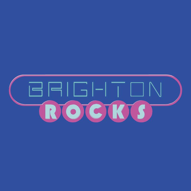 Brighton Rocks vector