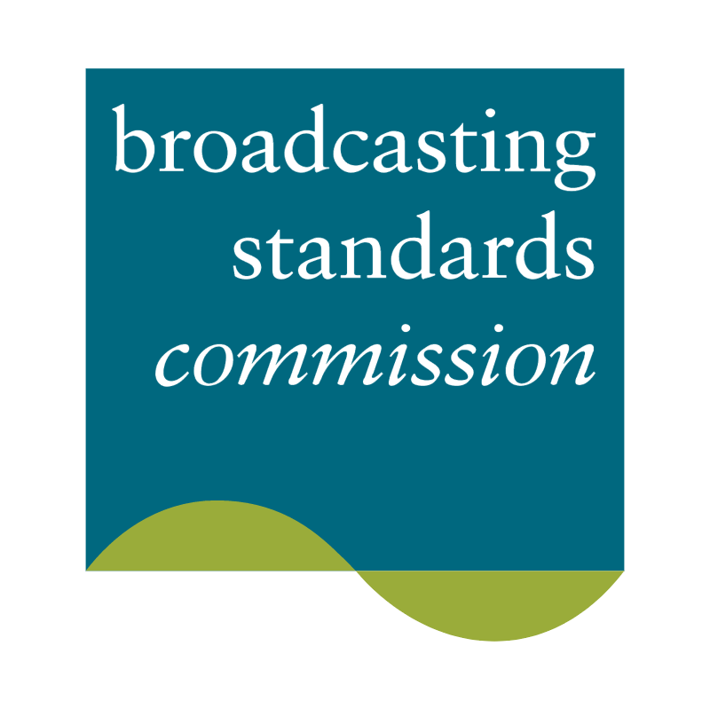 Broadcasting Standards Commission vector