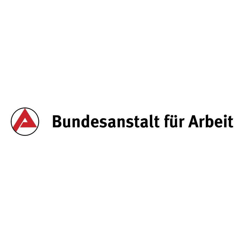 Bundesanstalt fur Arbeit vector logo