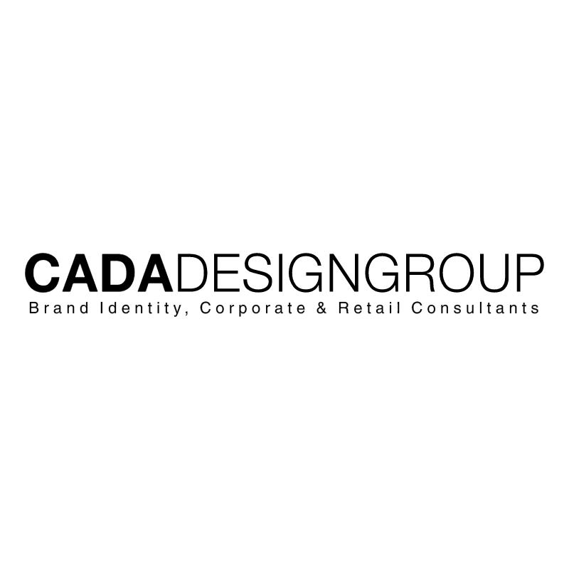 CADA Design Group vector logo