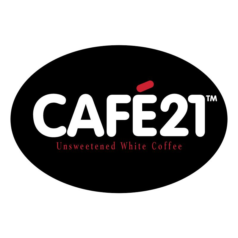 Cafe 21 vector