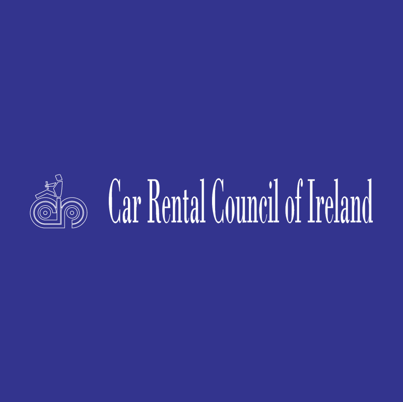 Car Rental Council of Ireland vector logo