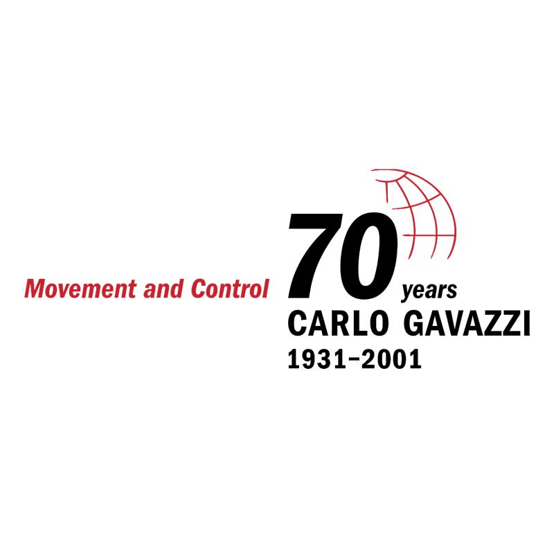 Carlo Gavazzi vector