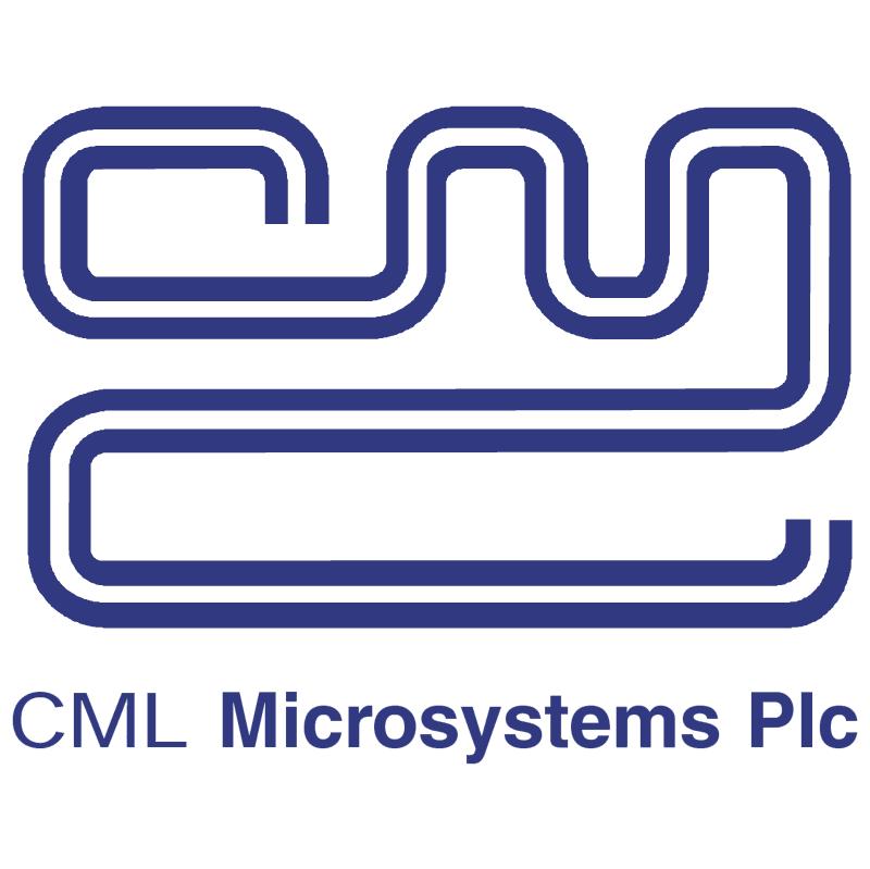 CML Microsystems vector logo