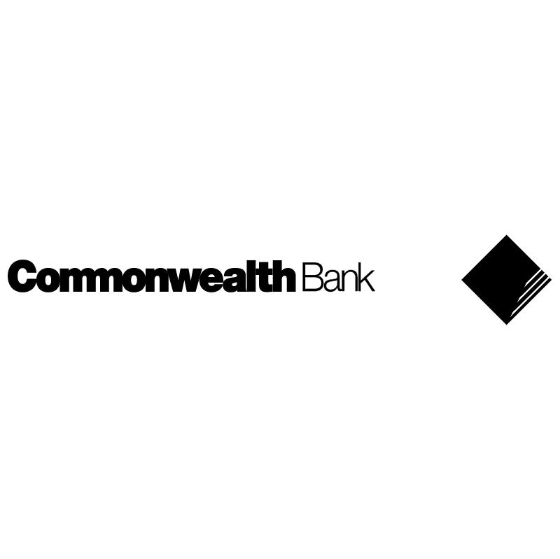 Commonwealth Bank vector logo