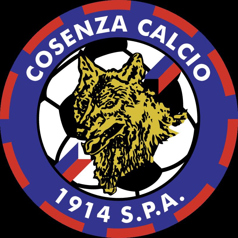 Cosenza Calcio vector logo