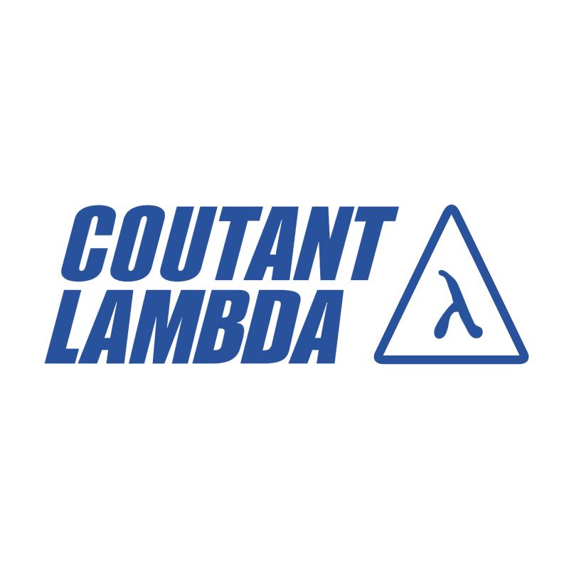 Coutant Lambda vector