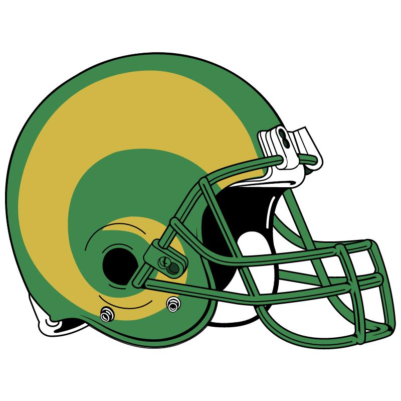 CSU Rams vector