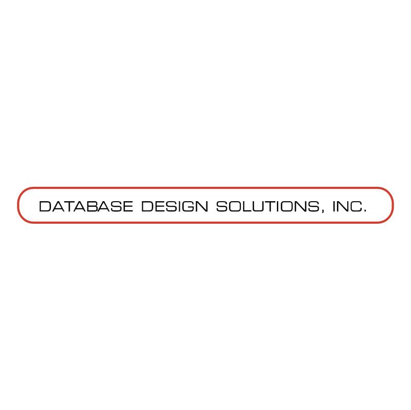 Database Design Solutions vector