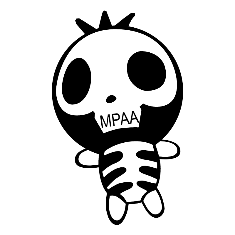 Death to the MPAA! vector logo