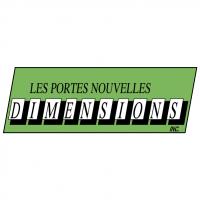 Dimensions vector