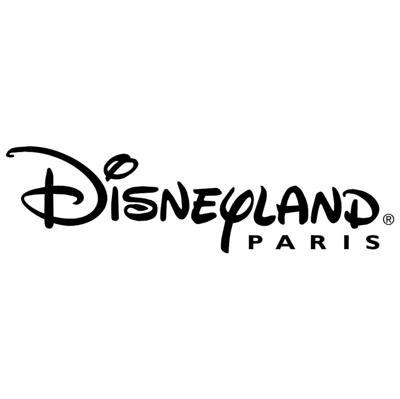 Disneyland Paris vector logo